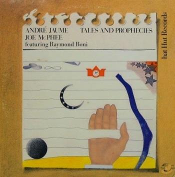 sauti-muuaji: André Jaume / Joe McPhee featuring Raymond Boni ...